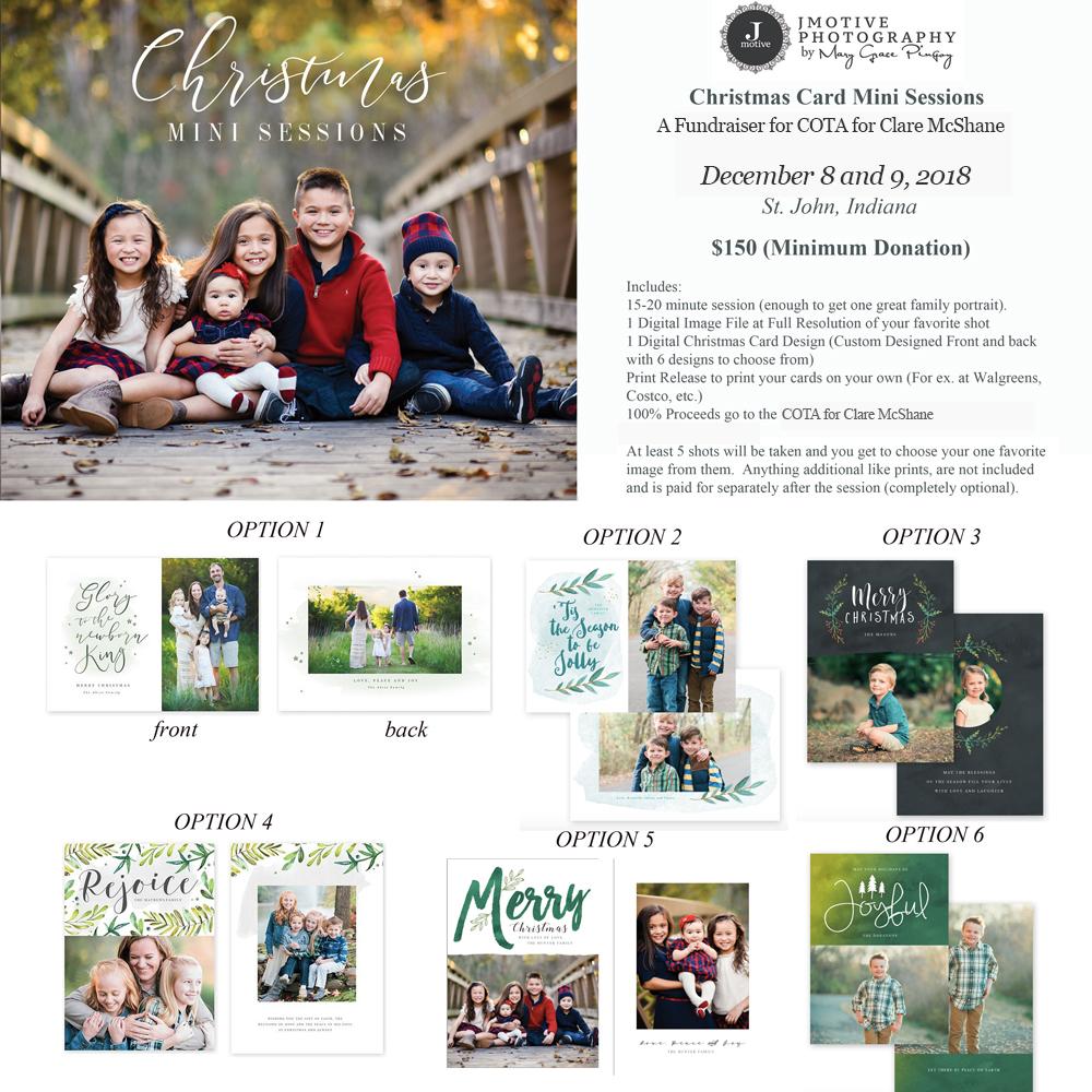 Walgreens Christmas Card.Christmas Mini Sessions